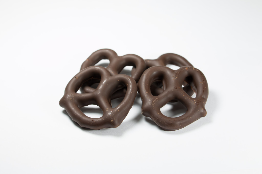 Chocolate Covered Pretzels – Dark (Small)