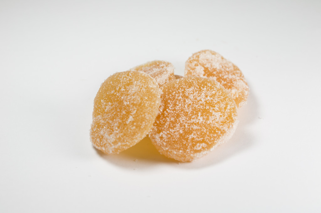 Crystalized Ginger